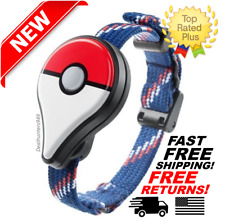 Genuine Nintendo Pokemon Go Plus Bluetooth Bracelet Wristband, NEW (2500+ Sold)