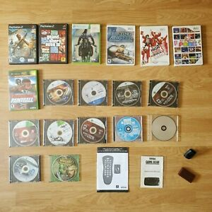 Mixed Games, Manuals & Accessories | PS2, Xbox 360, Wii, PS4, PC, Game Gear, DS