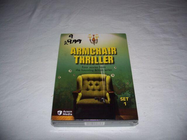 Armchair Thriller - Set 1 (DVD, 2009) 4 Stories Haunting ...