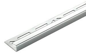 Fliesenschiene-Quadratprofil-Fliesenprofil-Edelstahl-Blank-11mm-2-5m