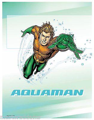 AQUAMAN Pin Up Poster DC King of the Sea