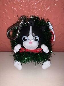 Bath Body Works Christmas Cat Kitten Tinsel Wreath Holder Holiday 2020 667554096738 Ebay