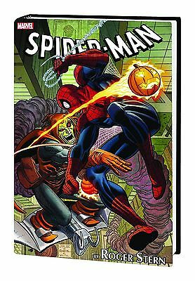 SPIDER-MAN by ROGER STERN OMNIBUS HARDCOVER Amazing Marvel Comics HC 1248 PAGES!