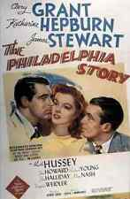 Film Philadelphia Story The 01 A2 Box Canvas Print