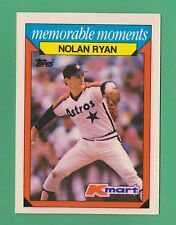 1988 Topps K-Mart Nolan Ryan Houston Astros #23 (KCR)