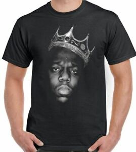 The-Notorious-BIG-T-Shirt-Biggie-Smalls-Mens-Big-Hip-Hop-B-I-G-2Pac-Tupac-2-Pac