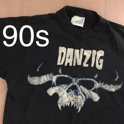 DANZIG T-shirt 90's Vintage L