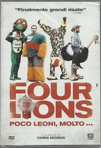 Four-Lions-Poco-leoni-molto-2010-DVD