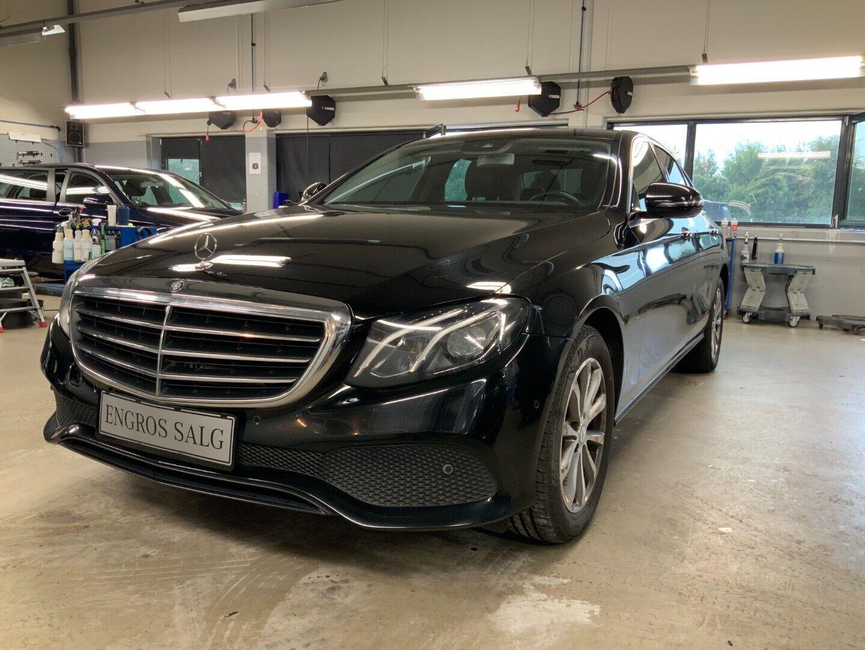 Mercedes-Benz E220 d 2,0 aut.