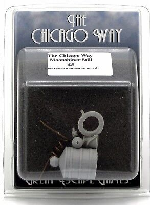 The Chicago Way TCW012 Ford Model TT Great Escape Games Truck Vehicle Auto NIB