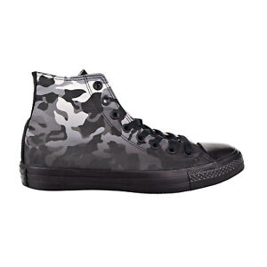 9dac43a322 Details about Converse Chuck Taylor All Star Hi Big Kids/Men's Shoes Camo  Black/White 163240C