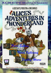 Alice-039-s-Adventures-in-Wonderland-Widescreen-DVD-by-ACME-TV-Color-Family