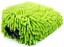 FGA1-Chenille-Microfiber-Car-Wash-Mitt-Washing-Sponge-Lime thumbnail 1