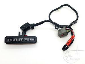NOS-88-89-90-91-92-93-94-Lincoln-Continental-Door-Lock-Keypad-F4OY14A626A