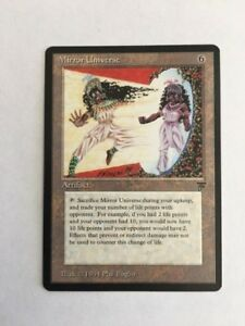 MTG-MIRROR-UNIVERSE-ENGLISH-LEGENDS-MAGIC-THE-GATHERING-NM