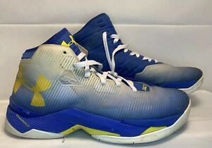 new concept 11ef8 74325 Details about Under Armour UA Curry 2.5 Men's Size 10 Basketball Shoes  Sneakers Warriors NBA