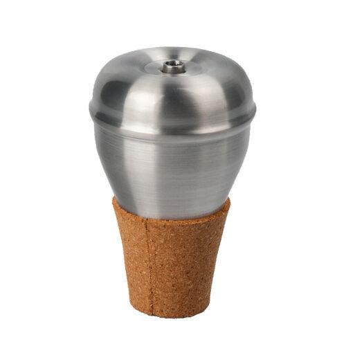 Silber Metall Trompete Dämpfer für Trompeter Anfänger Praxis