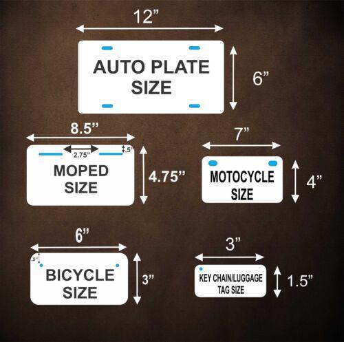 Ohio 1985-90 Personalized Custom License Plate Car Motorcycle Bike