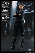 1/6 Hot Toys The Avengers Age of Ultron Maria Hill 2015 Toy Fair EX. Figure