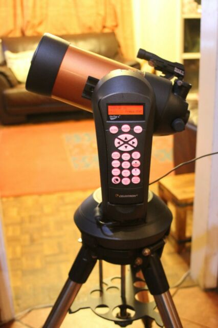 Celestron NexStar 4SE Computerised Telescope with Red dot finder & eyepieces