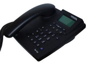 Swisscom-TOP-A45-analog-Schnurgebundens-Buero-Haus-Telefon-Tischtelefon