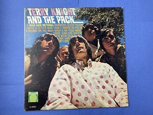 Terry-Knight-And-The-Pack-SELF-TITLED-LP-Record-LUCKY-ELEVEN-60-s-Garage-PSYCH