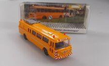 Wiking 1:87 H0, Büssing Senator Bus 'Gerätewagen' Lechtoys Sondermodell, NEU