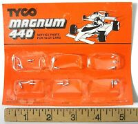 12 Tyco 440 Magnum 440-x2 Ho Slot Car Chassis Short Aluminum Guide Pins 6549
