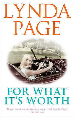 1 of 1 - For What It's Worth: A heart-warming saga of true love, intrigue and happy endin