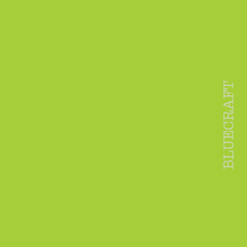 305 x 305mm 25 sheets x 12 inch Square Vanguard Lime Green Craft Card 240gsm