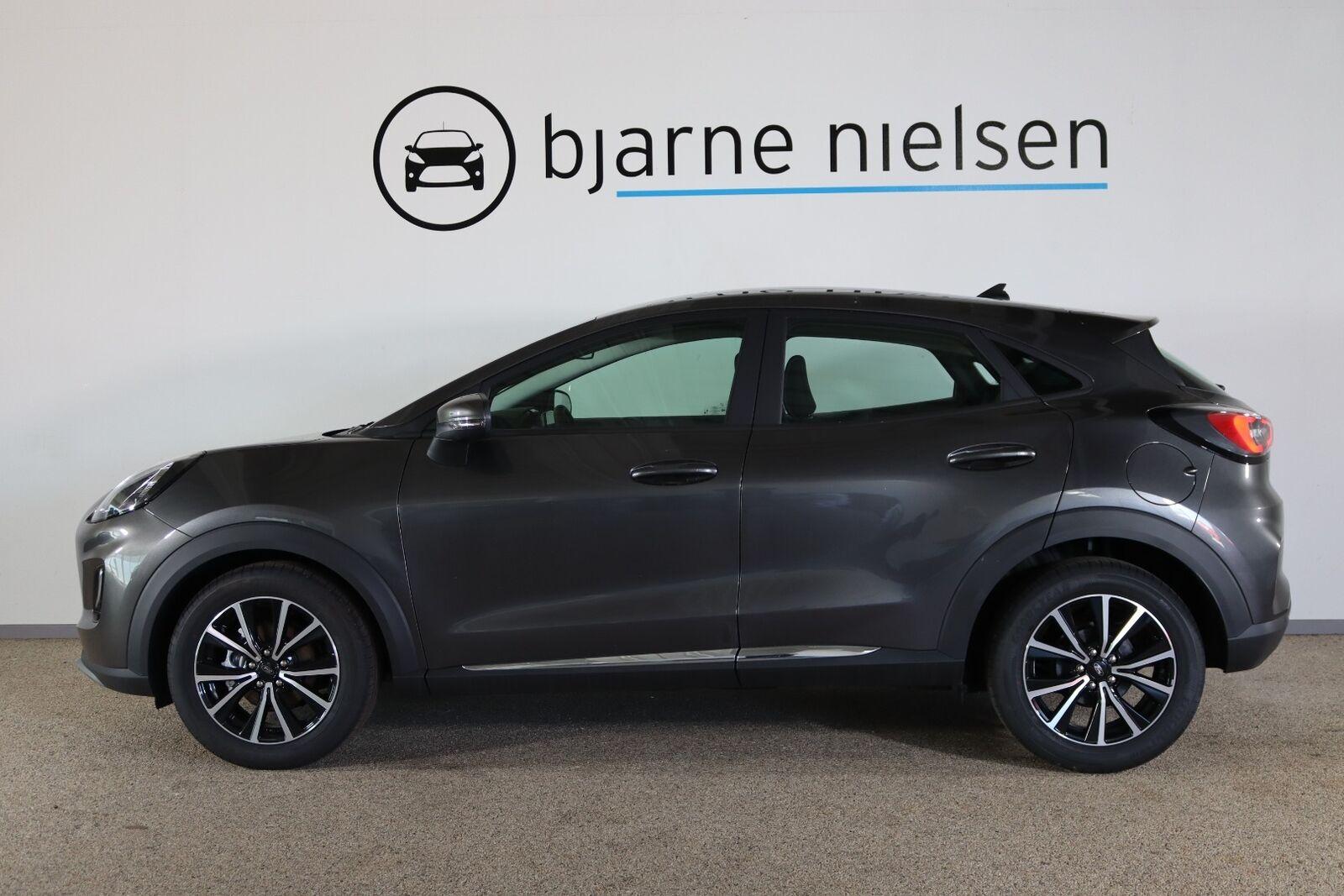 Ford Puma 1,0 EcoBoost mHEV Titanium - billede 1