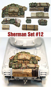 1-35-Scale-Resin-kit-WW2-Sherman-tank-Engine-Deck-and-Stowage-Sets-12