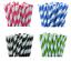 100-Kraft-Paper-Drinking-Straws-Red-Strong-3-ply-Cafe-Take-Away thumbnail 4