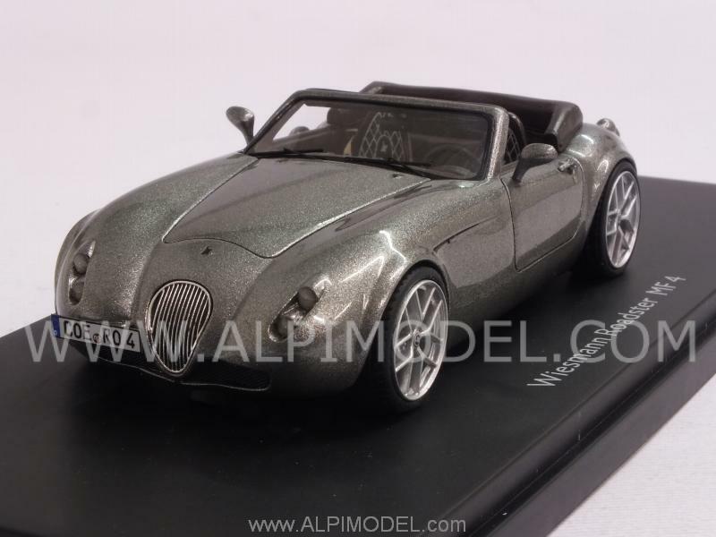 Wiesmann Roadster MF4 gris Metallic PRO-R Series 1 43 SCHUCO 450888500