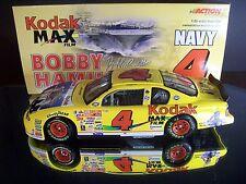Rare Bobby Hamilton #4 Kodak Max Film U.S. NAVY 2000 Chevrolet Monte Carlo 1:24