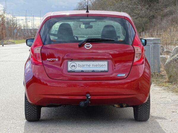 Nissan Note 1,2 Acenta Tech - billede 4