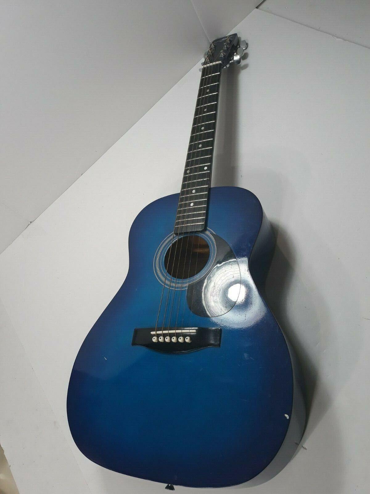 Jay Jr. Voll Größe Akustische Gitarre Glanz Blau Jay-Jr   Tbl