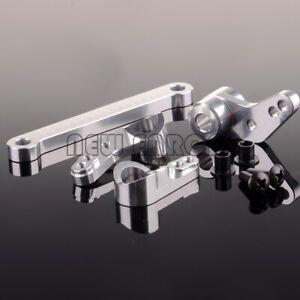 Aluminum-Steering-Servo-Saver-Complete-SET-For-RC-1-10-FS-Racing-Buggy-532007