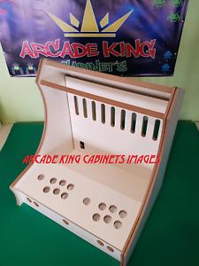 Image is loading BAR-TOP-DESKTOP-ARCADE-CABINET-RETRO-GAMING-MACHINE- & BAR TOP DESKTOP ARCADE CABINET RETRO GAMING MACHINE ArCaDe KiNg ...