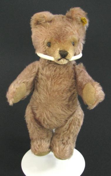GERMAN STEIFF TEDDY TEDDY TEDDY BEAR PLUSH TOY 0202 20 TAG Weiß BUTTON MOVABLE LEGS HEAD 1f55f7