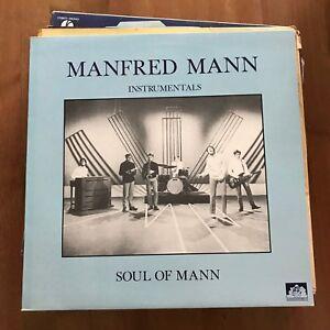 MANFRED-MANN-SOUL-OF-MANN-INSTRUMENTALS-1967-LP-REEDICIoN-SEE-FOR-MILES