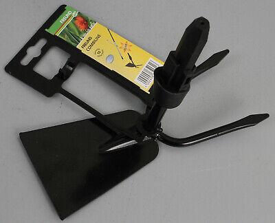 Amico 65131 Combiline Gartenhäckchen Giardino Piccone Larga Foglio + 2 Denti Ss2-651- Materiali Di Alta Qualità Al 100%