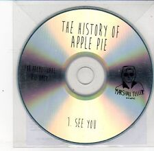 (DS590) The History of Apple Pie, I See You - 2013 DJ CD