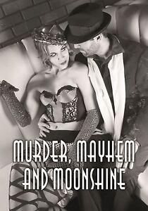 Murder, Mayhem, Moonshine - 6, 8, 10, 12, 14, 16, 18, 20 joueurs