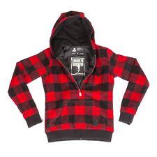 The Last of Us Ellie's Red Flannel Hoodie Official Ellies Ellie Size M BNIP