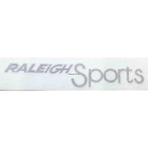 """Raleigh /""""Sports/"""" Diagonal//Chaincase Autocollant."""