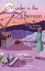Frances-Brody-Murder-en-The-Apres-midi-Tout-Neuf-Livraison-Gratuite