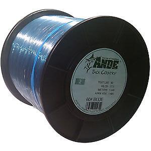 ee Back Country Mono Line blu 50  2Lb Spool BC250