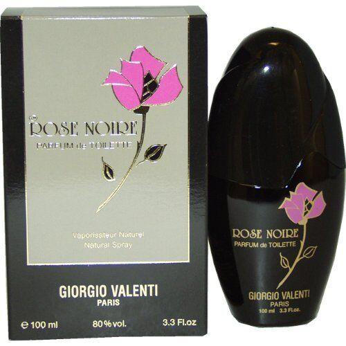 Femme Rose Noire De Giorgio 100 Valente Toilette Pour Ml Vaporisateur Eau W2IDHE9
