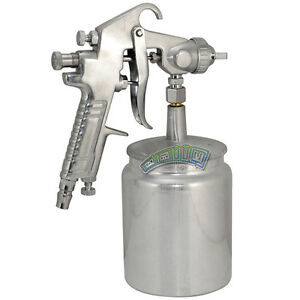 siphon feed spray gun instructions